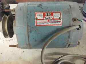 Electric motor 1/3hp gmf cadet in working order North Richmond Hawkesbury Area Preview