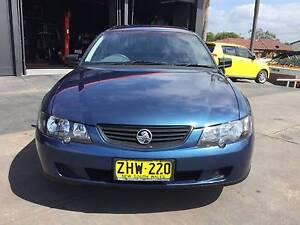 2003 Holden Commodore Wagon Boolaroo Lake Macquarie Area Preview