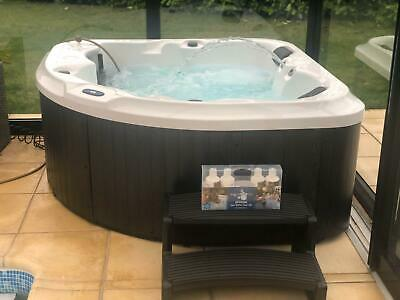 Brand New Cove Bay Cheapest Quality Hot Tub Garden Spa In Uk Christmas Delivery