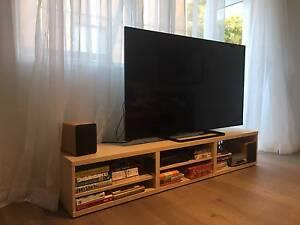 IKEA TV Stand / Bookcase Summer Hill Ashfield Area Preview