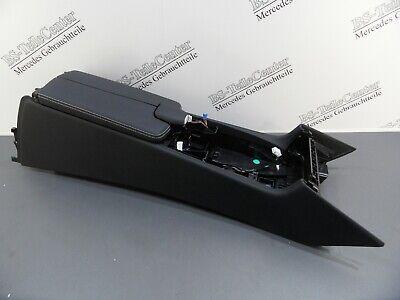 Mercedes CLS W218 Mittelkonsole Konsole Verkleidung Armlehne 2186800050 schwarz