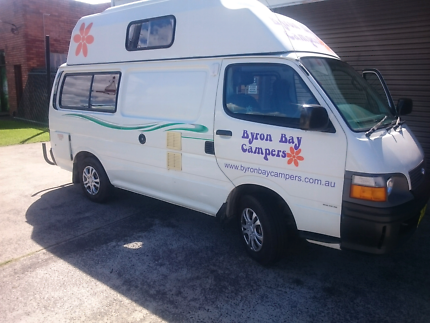 Camper Van for rent Ballina Ballina Area Preview