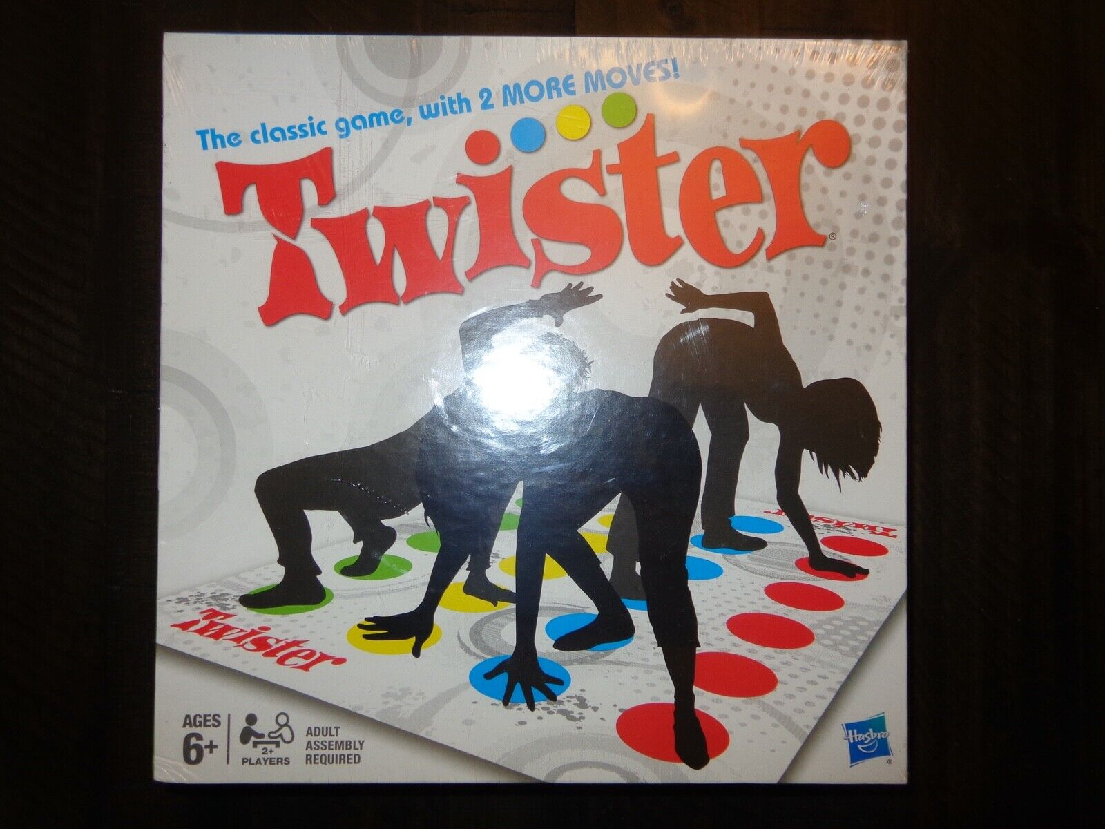 New Twister Game Hasbro Sealed