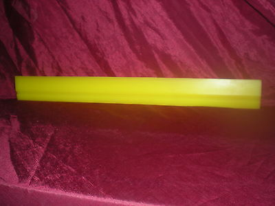 """1 Yellow Turbo Squeegee 19"""" inches Installation Tint Tool Tinting Liquidation"""