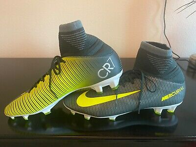 Nike Mercurial Superfly V CR7 FG Soccer Cleats Football Boots
