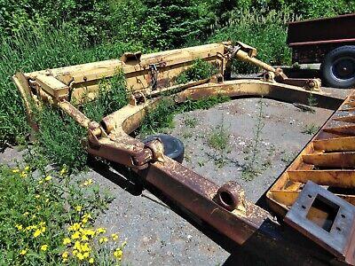 Twin Tilt Angle Blade And Full Rake For Caterpillar D7 Bulldozer