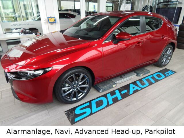 Mazda 3 SKYACTIV-M-Hyb. 150 PS Selection  2021er