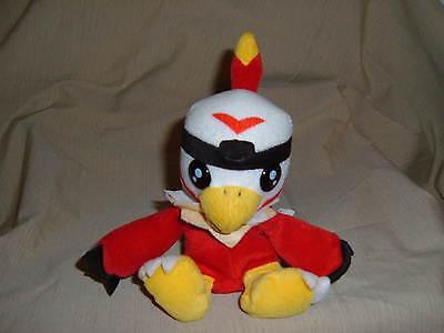 "Digimon 6"" plush Hawkmon - Bandai 1997"