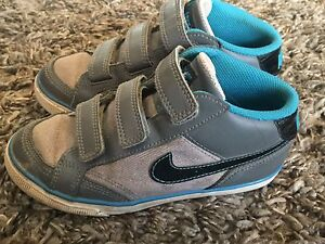 Youth size 12 Nike high tops