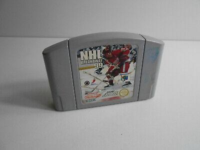 NHL Breakaway 99 für Nintendo 64 / N64
