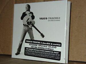VASCO-ROSSI-Vasco-Tracks-2-Inediti-amp-Rarita-Box-Ed-Speciale-CD-DVD-SIGILLATO