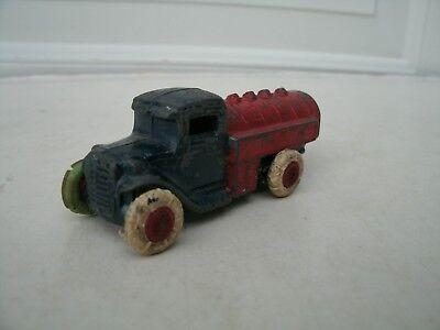 Vintage Slush Cast Tanker Truck