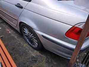 Wrecking BMW 318i Malaga Swan Area Preview