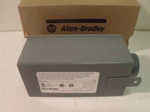 Nib Allen Bradley 800t-2py Pendant Type 2 Pushbutton Enclosure, Nema Type 4, 13