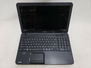 * Toshiba Satellite C855D AMD E-450 1.65GHz, 6GB RAM, 250GB HDD, Win 7 Home
