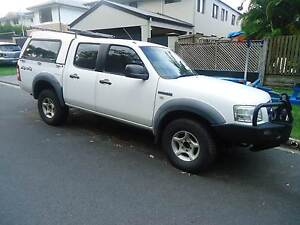 2008 Ford Ranger 4wd duel cab/MAY SWAP see what for Southport Gold Coast City Preview