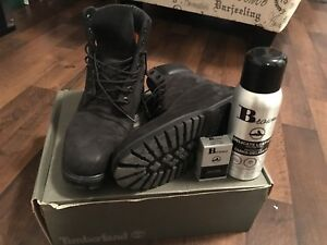 Timberland men's boots size 10
