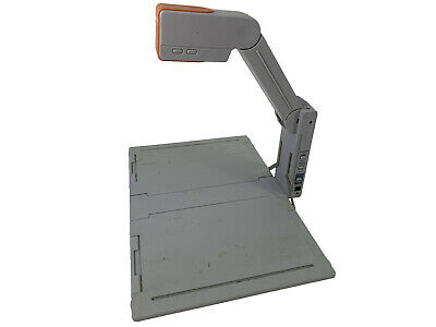 Elmo EV-200 Portable Visual Presenter Over Head Projector S-Video RCA