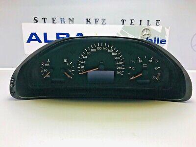 Mercedes W210 W208 CLK E Klasse Kombiinstrument Tacho Tachometer A2105402811