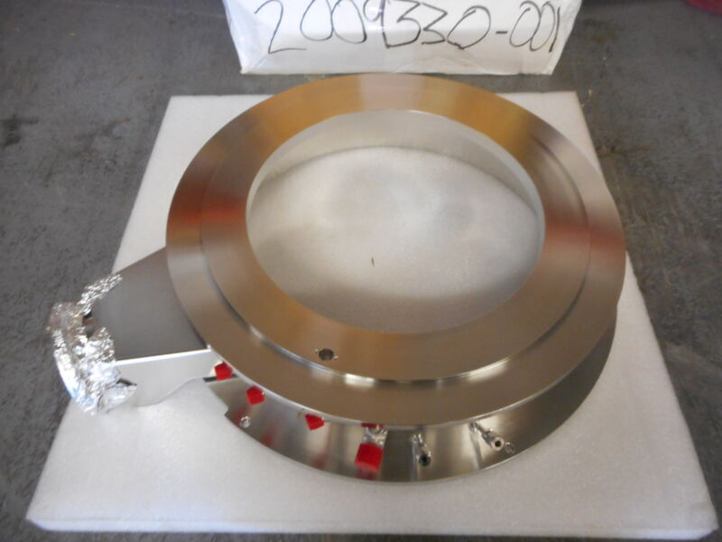 Svg Thermco 2009330-001 Plenum Weldment,lp-cvd 300mm W/darko Precision Cert.