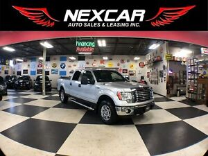 2011 Ford F-150 FX4 CREW CAB AUT0 4WD RUNNING BOARDS