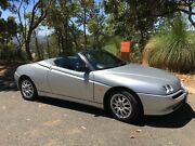 Alfa Romeo 2002 Spider (Convertible) Glen Forrest Mundaring Area Preview