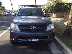 2007 Toyota Hilux Ute Birrong Bankstown Area Preview
