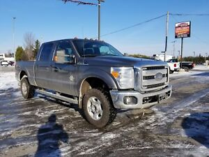 2014 Ford F-250 XLT FX4