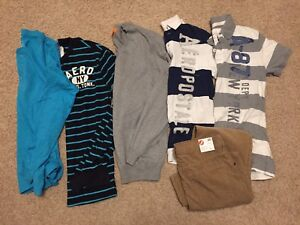Men's xs Shirts and pair of Pants
