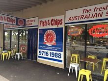 Fish and Chips, 10 Year Lease, Closed Sunday Whittlesea Whittlesea Area Preview