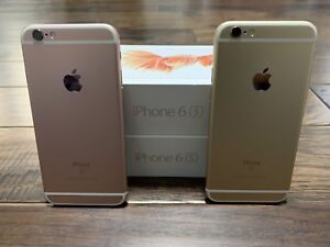 Selling TWO iPhone 6s 64GB (Gold & Rose Gold)
