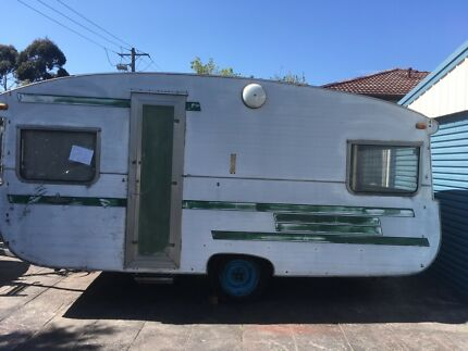 Wanted: Old caravans removed any area