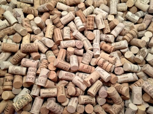 NEW WINE CORKS - Hand selected for crafting