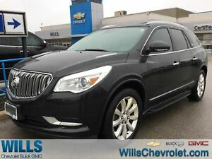 2014 Buick Enclave AWD| LEATHER|PREMIUM|NAVIGATION
