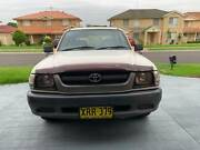 2001 Toyota Hilux Ute Glenwood Blacktown Area Preview