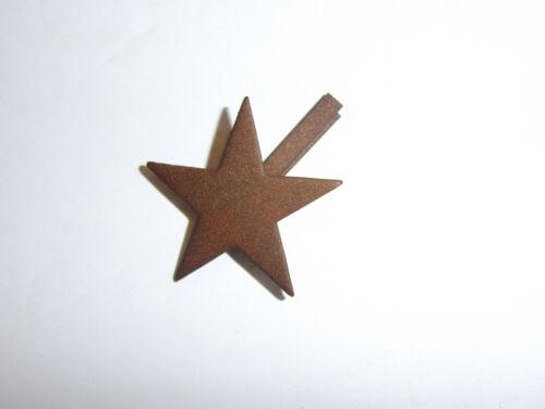 0391 WW2 Japan Japanese Army Helmet Star Emblem R17C