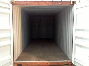 20FT Good Quality Shipping Containers Delivered to Bathurst