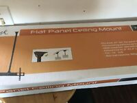 New Flat Panel Ceiling Mount
