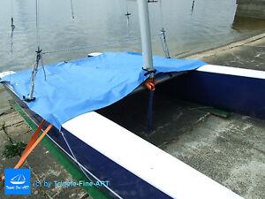 Dart 18 Katamaran Trampolin Persenning Boot Boat Cover NEU