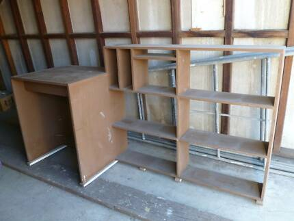 Workbench / Storage Shelves Mayfield West Newcastle Area Preview