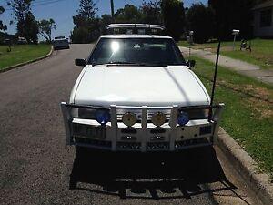1992 XF Ford Falcon Ute Windale Lake Macquarie Area Preview