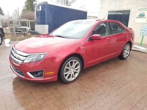 * 2012 FORD FUSION SEL, 6 MONTH WARRANTY & INSPECTION INCLUDED S