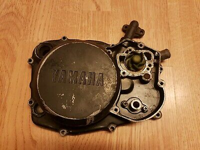 <em>YAMAHA</em> DT  RD 125 LC ENGINE CLUTCH CASING RIGHT SIDE COVER 125LC