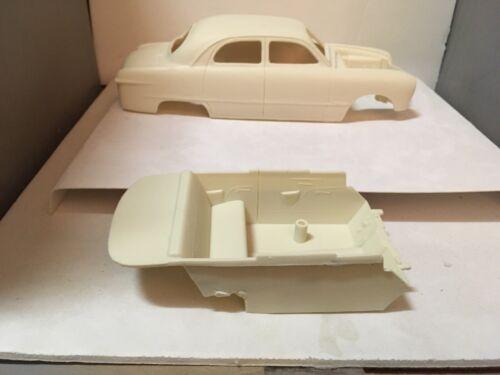 1/25 Resin 49 Ford 4 Door Kit