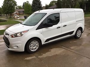 2014 FORD CONNECT XLT