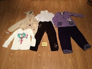 Cute little outfits (Size 3X-4)