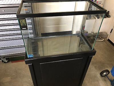 20 Gallon VISIO aquarium tank  with stand