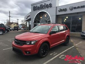 2017 Dodge Journey SXT | DVD | 5 YR / 100,000KM GOLD PLAN WARRAN
