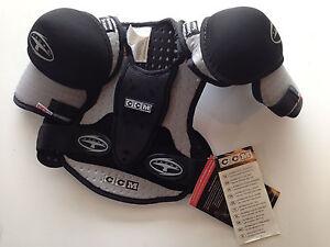 New Junior Shoulder pads