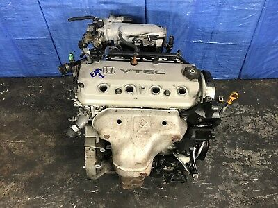 OEM 1996 - 1997 96 97 HONDA ACCORD F22B1 VTEC ENGINE LONG BLOCK MOTOR - TESTED for sale  West Palm Beach